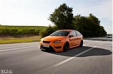 ford focus st mk2 electric orange samochody