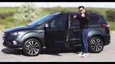 vi mostro la nuova auto suv ford kuga 2018 st line