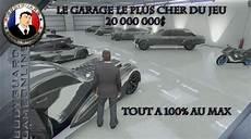 jeux de voiture de luxe gta 5 le garage le plus cher du jeu 20 000 000 tout les