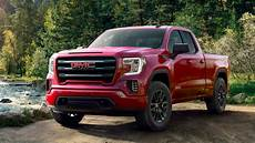 the 2019 gmc elevation is a four cylinder pickup