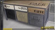 meuble style industriel métal 24521 buffet style industriel buffet industriel mod tilman fabriqu par francisco segarra buffet