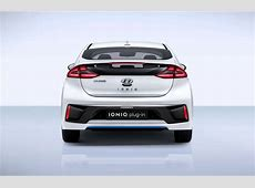 2017 Hyundai Ioniq Plug In Hybrid Priced Lower Than Toyota