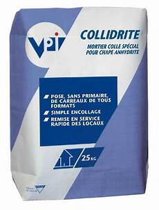 Mortier Pour Chape Mortier Colle Special Pour Chape Anhydrite Collidrite