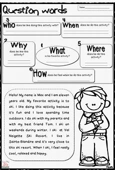 worksheets question words 19027 miss val 233 rie question words