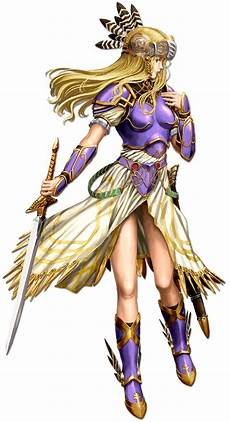 nom de valkyrie valkyrie profile 2 silmeria playstation 2 artworks
