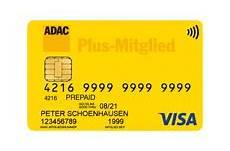 Adac Visa Gold - kreditkarten vergleich die beste karte finden 187 handelsblatt