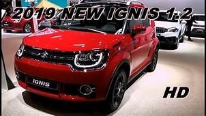 ALL NEW 2019 SUZUKI IGNIS 12 AMAZING BEAUTY CAR RED FULL