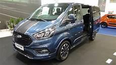 2019 ford tourneo custom sport l1h1 tdci 170 exterior