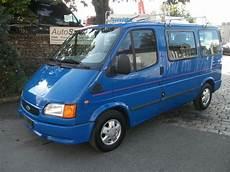 ford transit euroline ford transit ft 100 karmann euroline 7 sitze ahk minibus