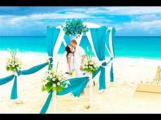 gorgeous beach wedding decoration ideas creative wedding ideas youtube
