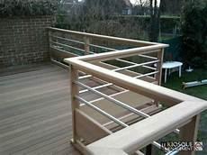 Barriere Terrasse Inox R 233 Sultat De Recherche D Images Pour Quot Rambarde Bois