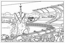 ausmalbilder jurassic world 2 zum ausdrucken