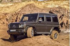 Mercedes G Class 2018 Revealed Car News Carsguide