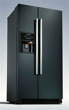 freestanding american style side by side refrigerator