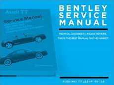how to download repair manuals 2005 audi tt transmission control ecs news bentley service manuals for your audi mk1 tt 225hp
