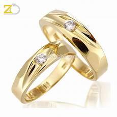 Cincin Kawin Emas Kuning 75 18k Perak 925 Gd31091
