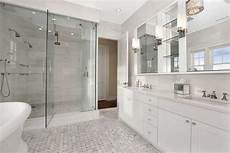 All White Master Bathroom Ideas by White Marble Bathroom Transitional Bathroom Carole