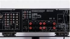yamaha rx v440 dolby digital dts 6 1 heimkino av receiver