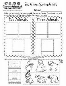learning animals worksheets 13934 new 558 zoo animal math worksheets kindergarten zoo worksheet
