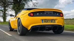 Lotus Elise Sprint Review Lighter Sharper Driven