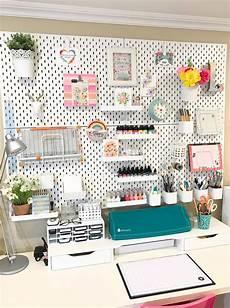 ikea skadis craft room pegboard craft room organization
