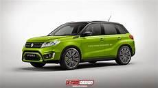 Does Sports Render Prettify Suzuki S New Vitara Suv