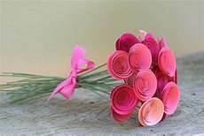 Blumen Aus Papier Einfach Basteln Dekoking Diy Mehr