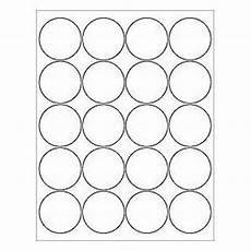 com 12 sheets 240 2 quot blank white circle printable stickers for inkjet laser