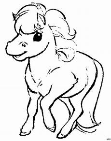 My Pony Malvorlagen Gratis Pony Ausmalbild Malvorlage Tiere