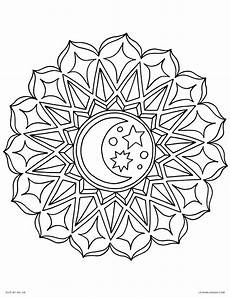 page mandala coloring pages at getcolorings