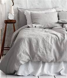 linen duvet cover light gray traditional duvet covers and duvet sets by h m