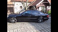 w211 mercedes e 320 cdi amg kit tuning 224hp