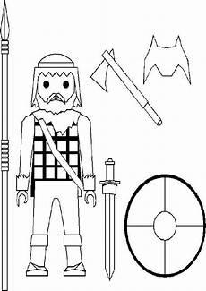 Playmobil Figuren Malvorlagen Playmobil Figuren Malvorlagen