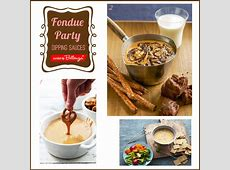fondue dipping sauces_image