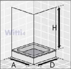sicherheitsglas im eckeinstieg duschkabine echtglas sicherheitsglas im test