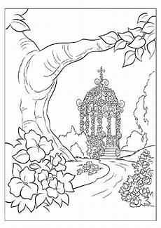 easy nature coloring pages 16364 nature drawing for at getdrawings free