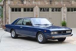 Updated Price '73 Fiat 130 Coupe  Mint2Me