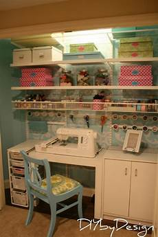 diy by design diy craft closet projects