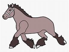 Clip Animasi Gambar Hewan Kuda Hd Png