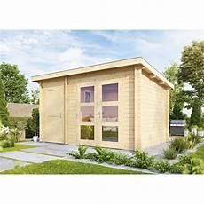 Wolff Finnhaus Gartenhaus Toulouse Aktionsmodell Mein