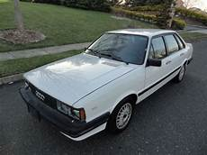 car maintenance manuals 1987 audi 4000 transmission control audi 4000 s quattro sedan 1984 white for sale waufb0853ea100015 rare 84 audi 4000 s quattro