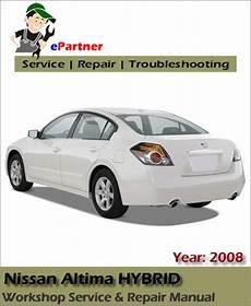 auto air conditioning repair 2009 nissan altima user handbook nissan altima hybrid hl32 service repair manual 2008 automotive service repair manual