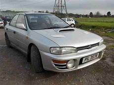 old car manuals online 1994 subaru impreza interior lighting subaru 1994 impreza wrx classic in silver 12 months mot car for sale