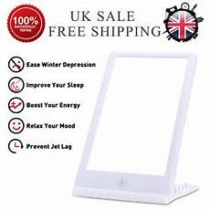 Modes Therapy Light Phototherapy Daylight Affective by 3 Mode Sad Therapy Daylight Light Seasonal Affective