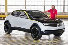 Opel Gt X Experimental 2018 Test Und Alle Infos