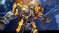 Bumblebee Thinks He Is A Popstar 2017 Transformers 5