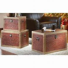 decorative nesting boxes set of 3 nesting boxes 195166 decorative accessories at
