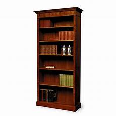tall yew bookcase with inlay bookcases cabinets bookcases chests furniture