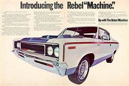 Find An AMC Rebel Machine For The 4th