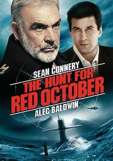 the hunt for october dvd release date